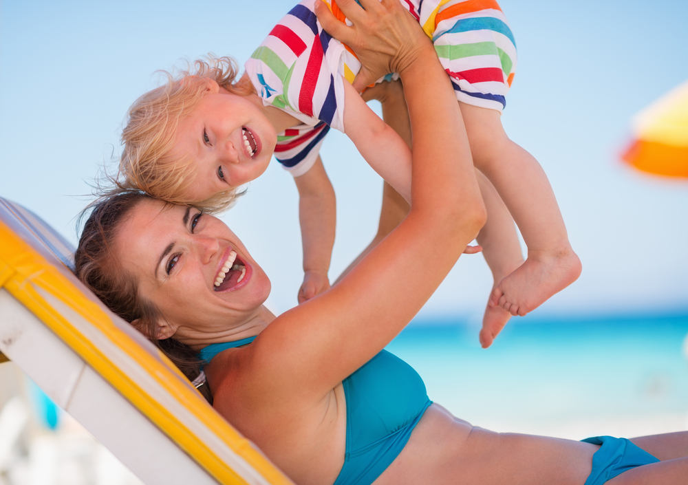 Путешествие с грудным ребенком: гостиница