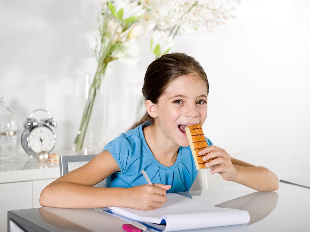 Правильное детское питание