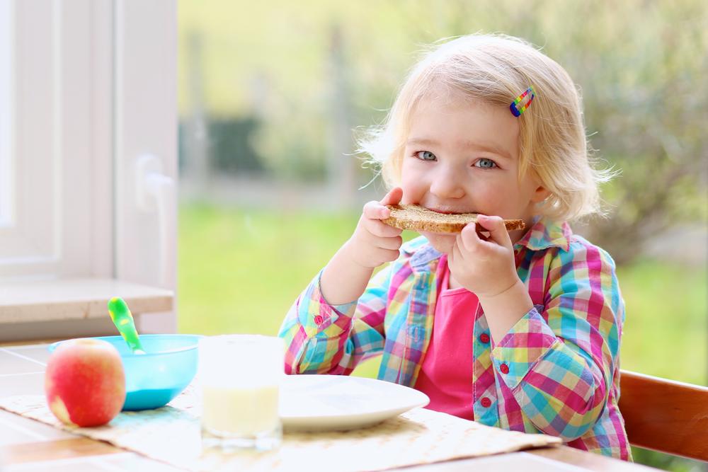Детское питание: хлеб