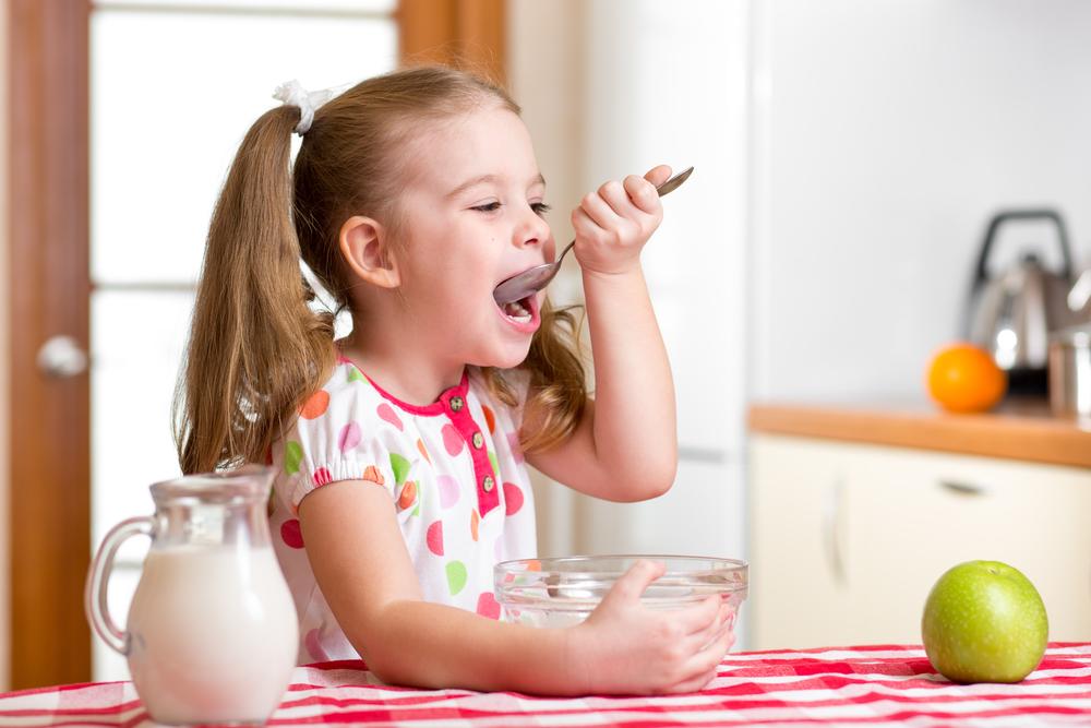 Аппетит ребенка