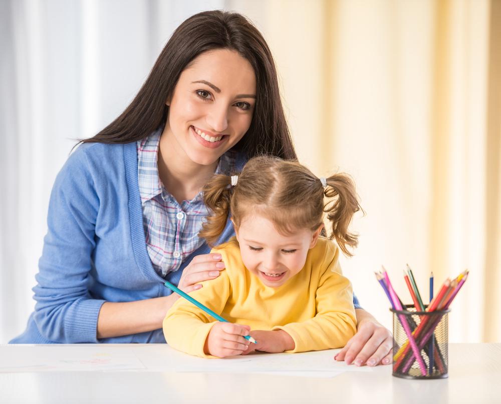 Няня и ребенок: правильные отношения