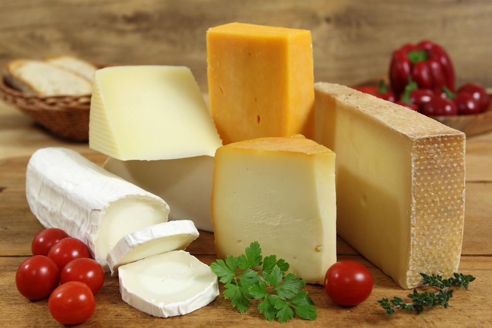 Сыр для здоровья и фигуры
