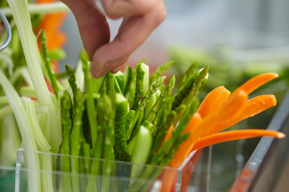 Овощи для похудения: спаржа