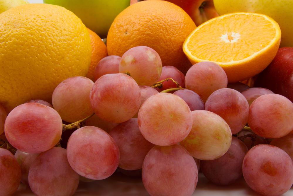 Виноград и апельсин против ожирения и диабета
