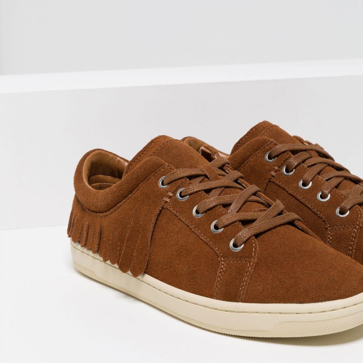 zara обувь