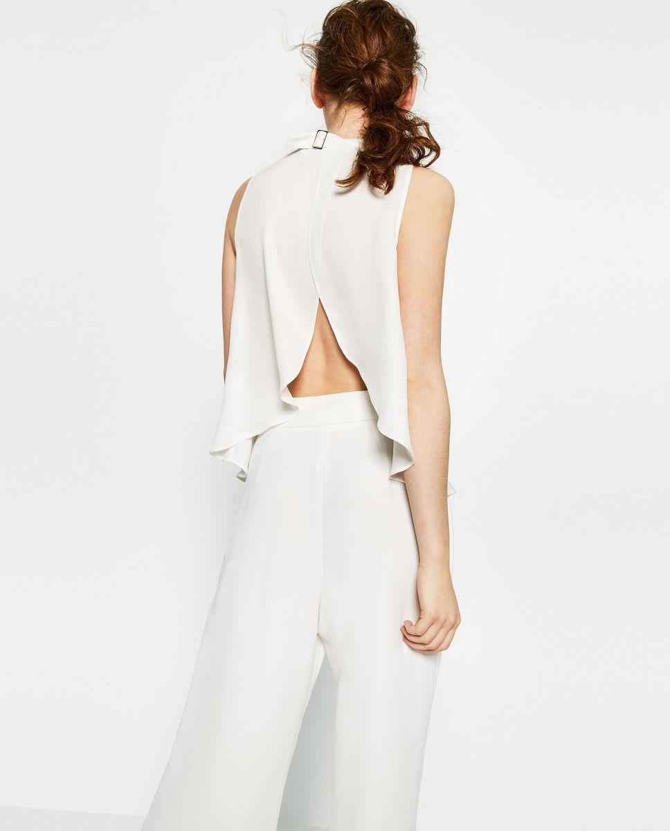 зара блузка
