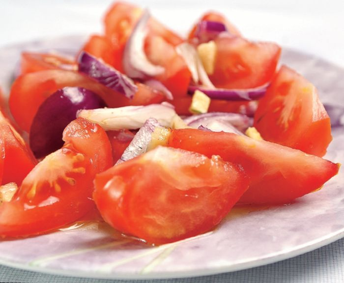 Овощи для похудения: помидор