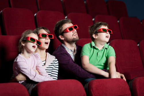 семья в кино