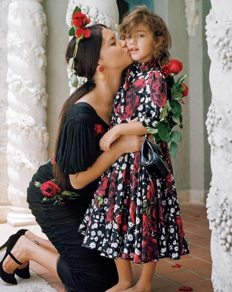 дочка Лимы Валентина