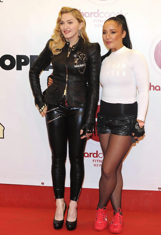 Николь и Мадонна