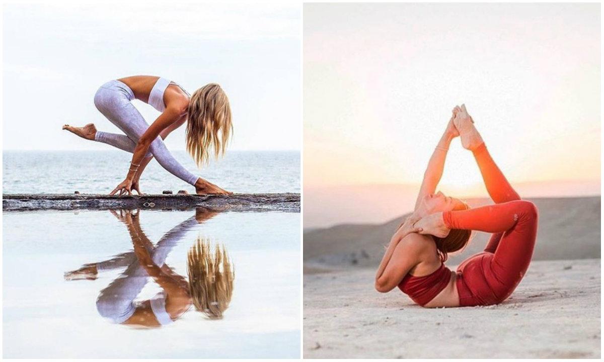 аккаунт о йоге