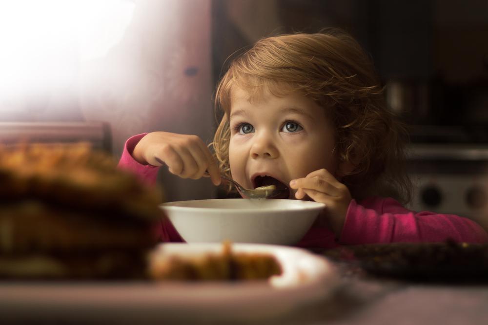 Детское питание: каши
