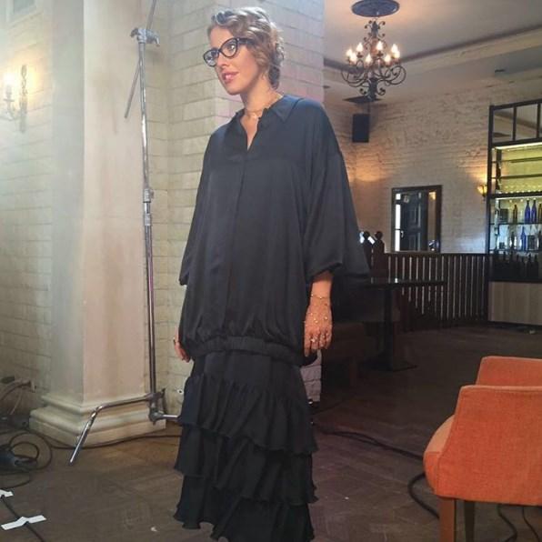 Ксения Собчак беременна